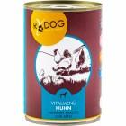 RyDog Vitalmenü Huhn 400g (6 Piece)