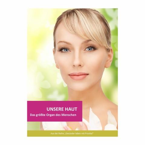 """Broschüre """"Unsere Haut"""" (1 Piece)"""